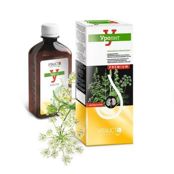 УРОЛИТ Premium, 250 мл - для здоровья почек и мочевого пузыря